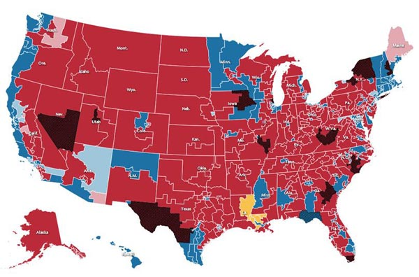 Source: http://graphics.wsj.com/midterm-election-results-2014/